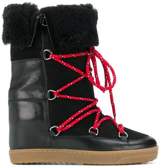 Isabel Marant Nowly snow boots
