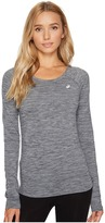 Asics ASX Dry Long Sleeve Top Women's Long Sleeve Pullover