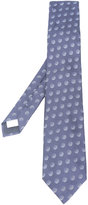 Lardini pattern jacquard tie - men - Silk - One Size