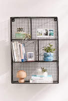 Urban Outfitters Fenced-In Wire Shelf