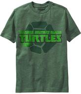 Old Navy Boys Teenage Mutant Ninja Turtles Tees