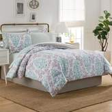 Bed Bath & Beyond Carina 8-Piece King Comforter Set in Taupe