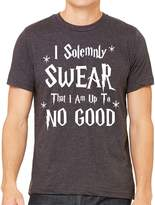 BigtimeTeez Men's I Solemnly Swear That I Am Up To No Good T-Shirt