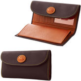 Dooney & Bourke All Weather Leather 2 Checkbook Clutch