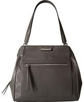 Nine West Just Zip It Large Shoulder Bag