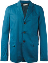 Marni casual three button blazer - men - Cotton - 46