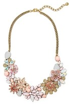 BaubleBar Women's Ariana Bib Necklace