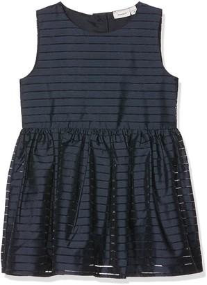 Name It Baby Girls' Nmferfreja Spencer Wl Dress