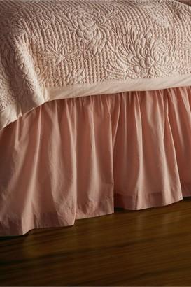 Semplice Ruffled Bedskirt