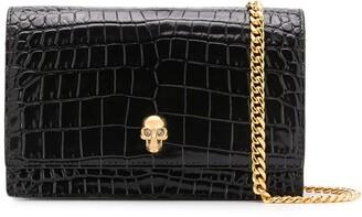 Alexander McQueen mini Skull crossbody bag