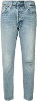 Levi's high-rise jeans - women - Cotton - 25