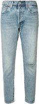 Levi's high-rise jeans - women - Cotton - 26