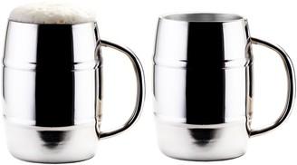 Old Dutch Jumbo KeepKool Stainless Steel Mug Set