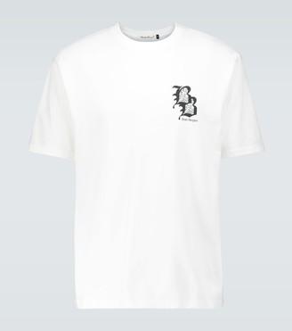 Undercover Brains Burger cotton T-shirt