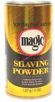 Magic Gold Fragrant Shaving Powder 4.5 oz. (Pack of 2)