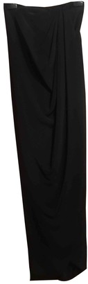 Maria Lucia Hohan Black Skirt for Women