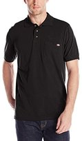 Dickies Men's Short-Sleeve Pique Pocket Polo Shirt