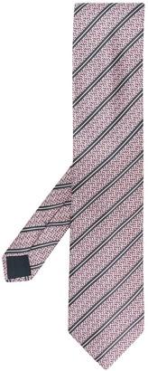 Ermenegildo Zegna Knitted Stripe Tie