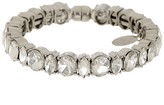Natasha Accessories Crystal Marquis & Oval Bracelet
