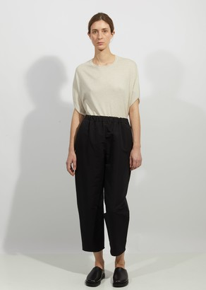 Dusan Linen & Cotton Pijama Pants
