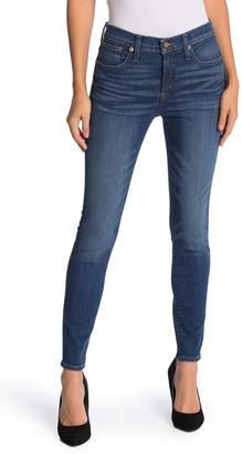 J.Crew High Rise Toothpick Skinny Jeans