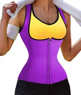 Ursexyly sauna suit tank top vest weight loss for women for men (XL, )