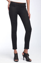 7 For All Mankind® 'Motorcycle' Stretch Denim Leggings