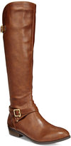 Material Girl Capri Riding Boots, Only at Macy's