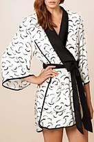 Dear Bowie Kimono Eyelash Robe