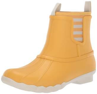 Sperry Women's Saltwater Chelsea Rubber Boot