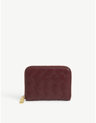 Bottega Veneta Intrecciato Nappa small leather wallet
