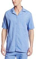 Cherokee Workwear Scrubs Men's Big Zip Front Jacket
