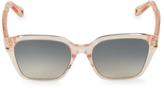 Chloé Willow 52MM Square Sunglasses