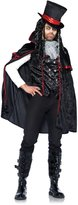Leg Avenue Men's 3 Piece Classic Vampire Costume