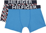 Tommy Hilfiger Pack of two cotton boxer shorts 4-16 years