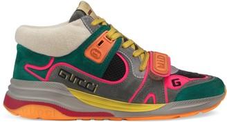 Gucci Women's Ultrapace mid-top sneaker