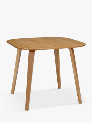 House by John Lewis Anton 4 Seater Dining Table, Oak