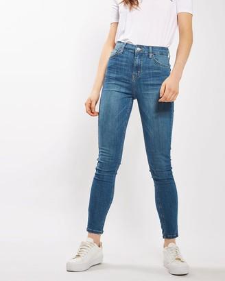 Topshop Authentic Jamie Jeans