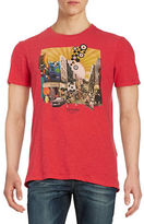 Ben Sherman Abstract City Graphic Tee