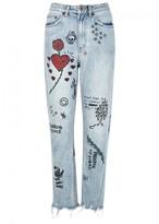 Ksubi Chlo Wasted Printed Jeans