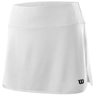 Wilson Women's Team 12.5 Tennis Skirt, White
