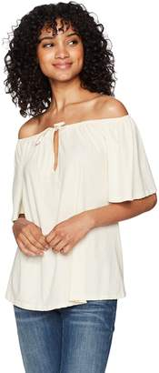 Comune Michelle By Michelle by Women's Lynnville Off The Shoulder Top