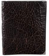 Alexander Wang Distressed Leather iPad Case