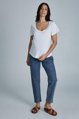 Cotton On Maternity Stretch Mom Jean