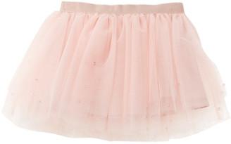 Milly Crystal-Embellished Tutu Skirt