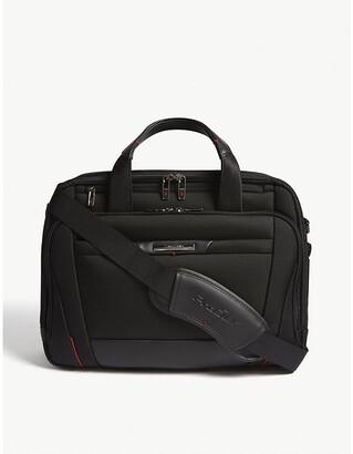Samsonite Pro-Dlx 5 nylon briefcase 14.1''