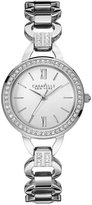Bulova Caravelle New York by Women's Crystal Accent Stainless Steel Bracelet Watch 28mm 43L180