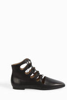 The Row Dimitri Lace-Up Boots