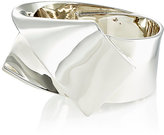 Proenza Schouler WOMEN'S THICK RIBBON BANGLE-SILVER