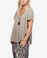 Free People The Iconic Distressed T-Shirt